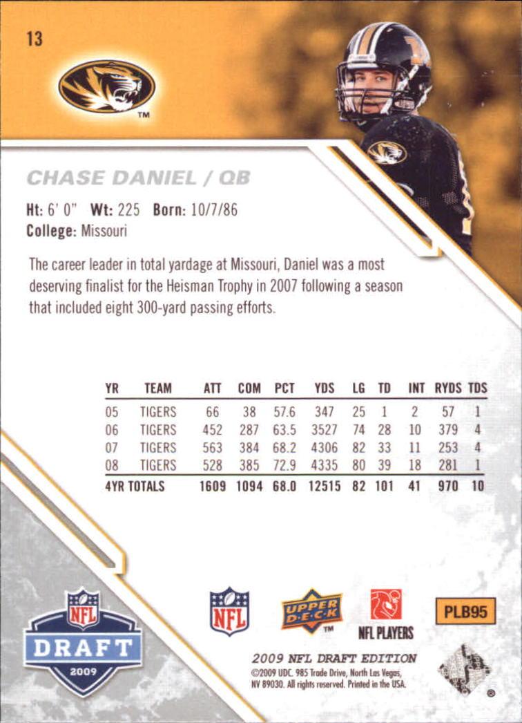 2009-Upper-Deck-Draft-Edition-Football-1-255-Your-Choice-GOTBASEBALLCARDS thumbnail 21