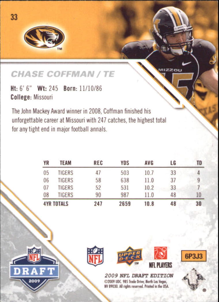 2009-Upper-Deck-Draft-Edition-Football-1-255-Your-Choice-GOTBASEBALLCARDS thumbnail 53