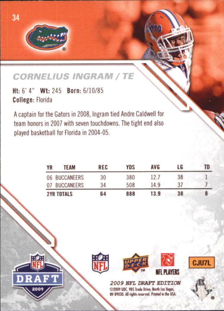 2009-Upper-Deck-Draft-Edition-Football-1-255-Your-Choice-GOTBASEBALLCARDS thumbnail 55