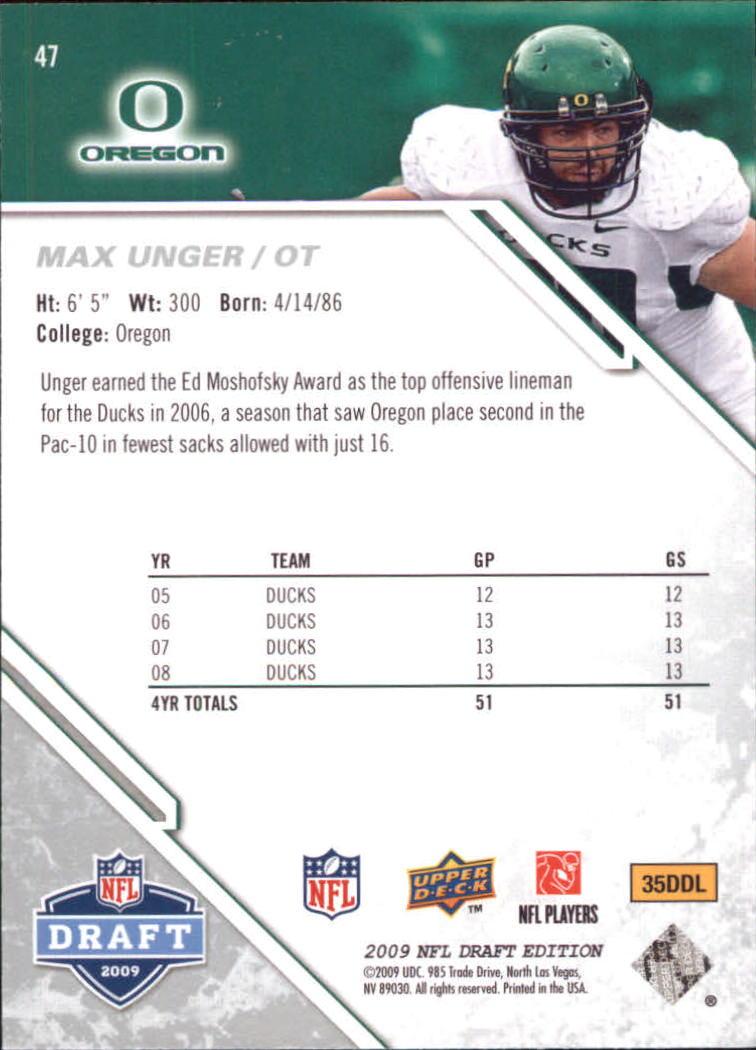 2009-Upper-Deck-Draft-Edition-Football-1-255-Your-Choice-GOTBASEBALLCARDS thumbnail 75