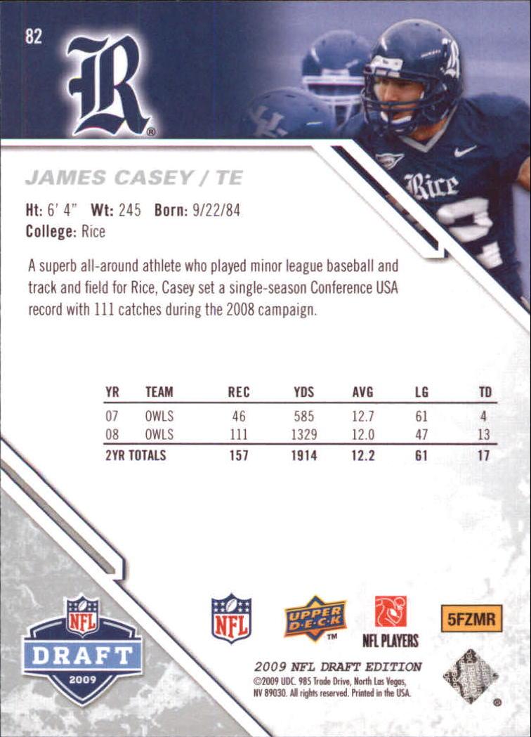 2009-Upper-Deck-Draft-Edition-Football-1-255-Your-Choice-GOTBASEBALLCARDS thumbnail 123