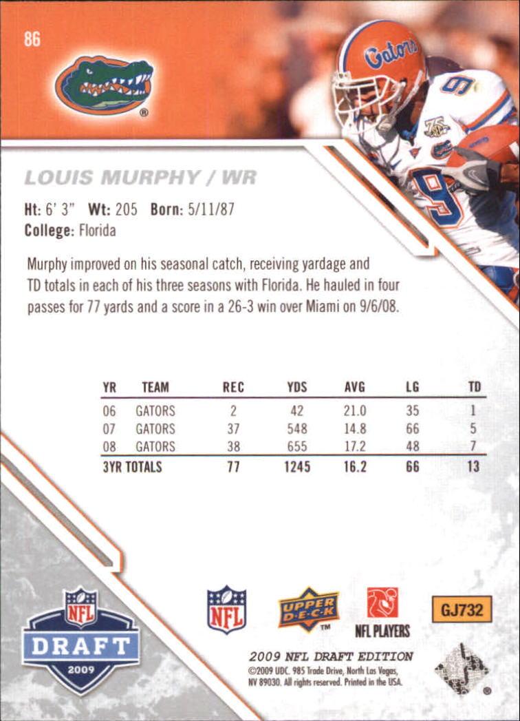 2009-Upper-Deck-Draft-Edition-Football-1-255-Your-Choice-GOTBASEBALLCARDS thumbnail 131