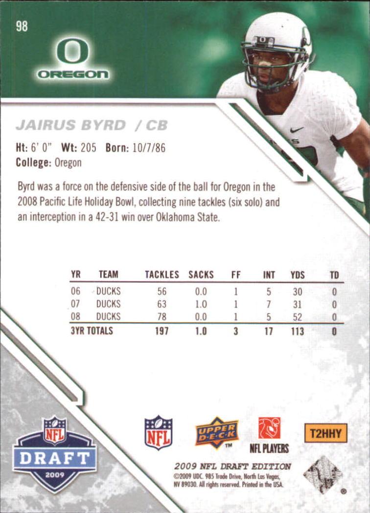 2009-Upper-Deck-Draft-Edition-Football-1-255-Your-Choice-GOTBASEBALLCARDS thumbnail 153
