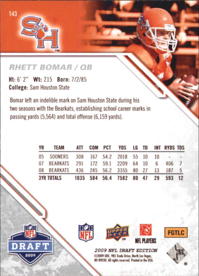 2009-Upper-Deck-Draft-Edition-Football-1-255-Your-Choice-GOTBASEBALLCARDS thumbnail 223