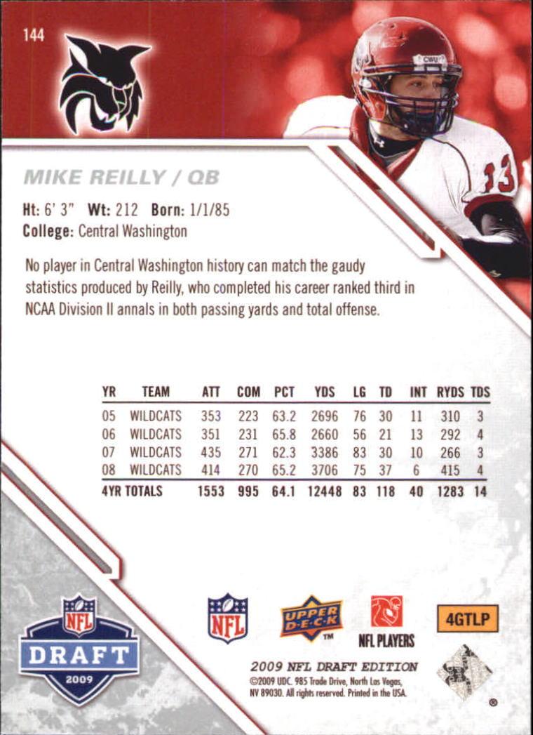 2009-Upper-Deck-Draft-Edition-Football-1-255-Your-Choice-GOTBASEBALLCARDS thumbnail 225