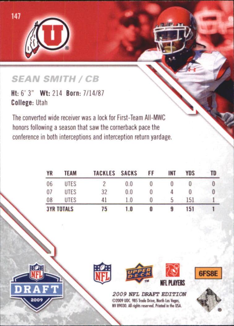 2009-Upper-Deck-Draft-Edition-Football-1-255-Your-Choice-GOTBASEBALLCARDS thumbnail 231