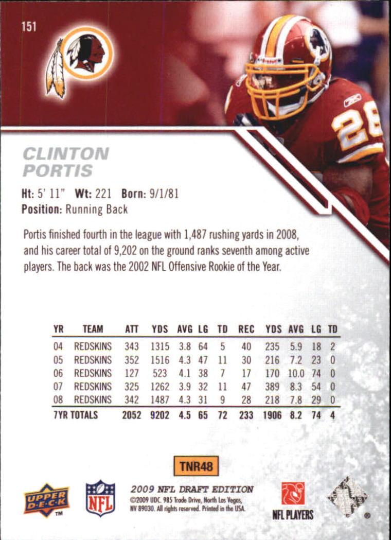 2009-Upper-Deck-Draft-Edition-Football-1-255-Your-Choice-GOTBASEBALLCARDS thumbnail 237