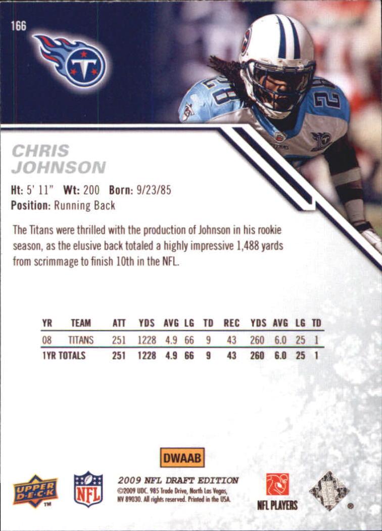 2009-Upper-Deck-Draft-Edition-Football-1-255-Your-Choice-GOTBASEBALLCARDS thumbnail 259