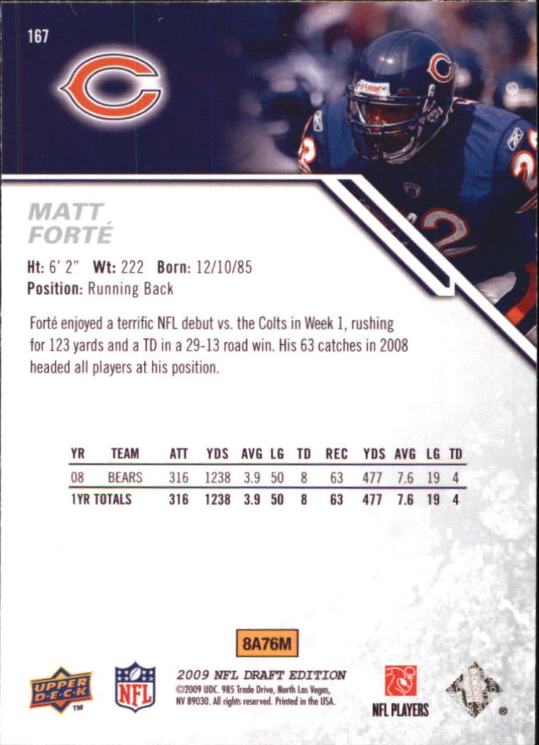 2009-Upper-Deck-Draft-Edition-Football-1-255-Your-Choice-GOTBASEBALLCARDS thumbnail 261