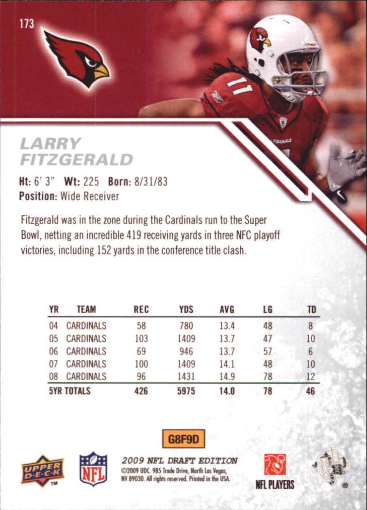 2009-Upper-Deck-Draft-Edition-Football-1-255-Your-Choice-GOTBASEBALLCARDS thumbnail 269