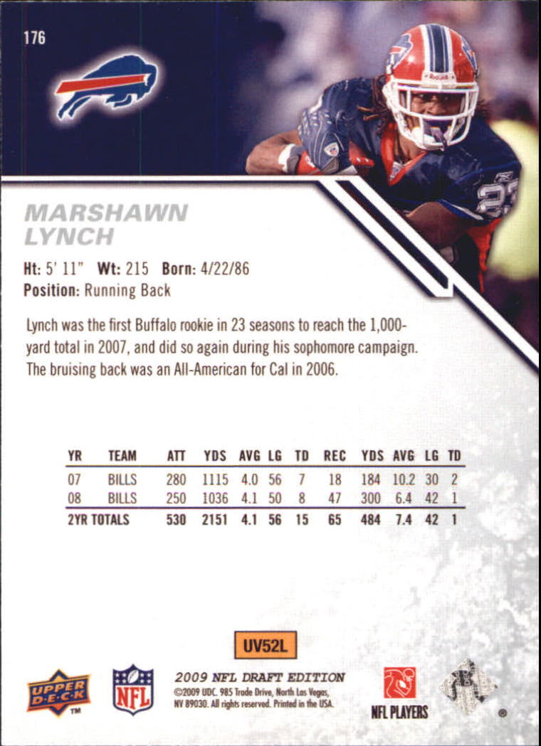 2009-Upper-Deck-Draft-Edition-Football-1-255-Your-Choice-GOTBASEBALLCARDS thumbnail 275