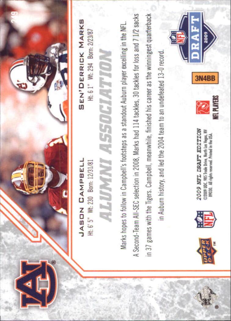 2009-Upper-Deck-Draft-Edition-Football-1-255-Your-Choice-GOTBASEBALLCARDS thumbnail 359