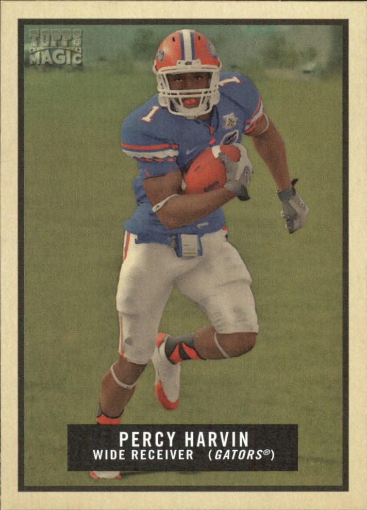 2009 Topps Magic #57 Percy Harvin RC