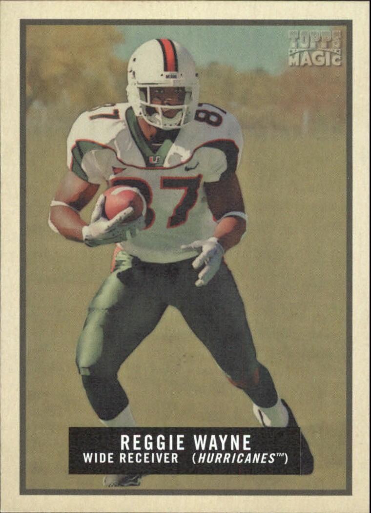 2009 Topps Magic #139 Reggie Wayne
