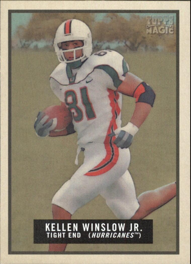 2009 Topps Magic #140 Kellen Winslow