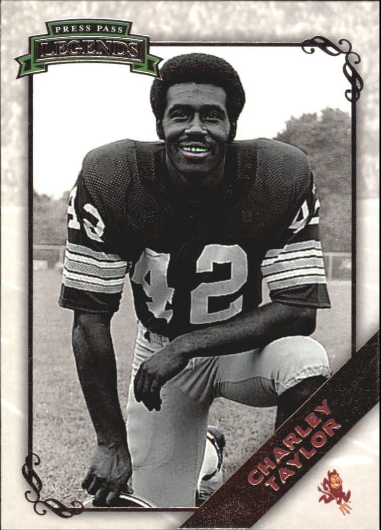 2009 Press Pass Legends #94 Charley Taylor