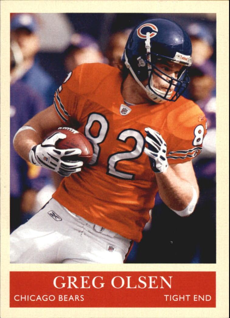 2009 Philadelphia #40 Greg Olsen