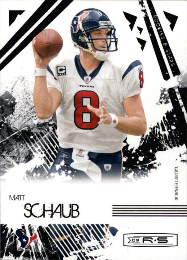 2009 Donruss Rookies and Stars #39 Matt Schaub