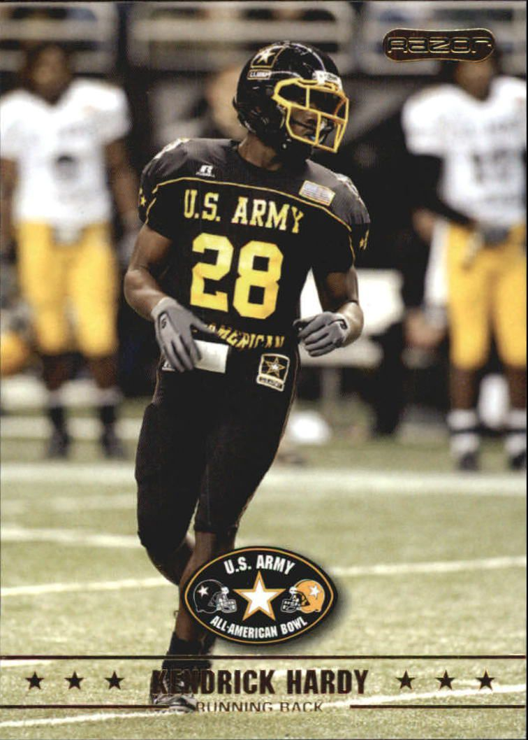 2009 Razor Army All-American Bowl #16 Kendrick Hardy