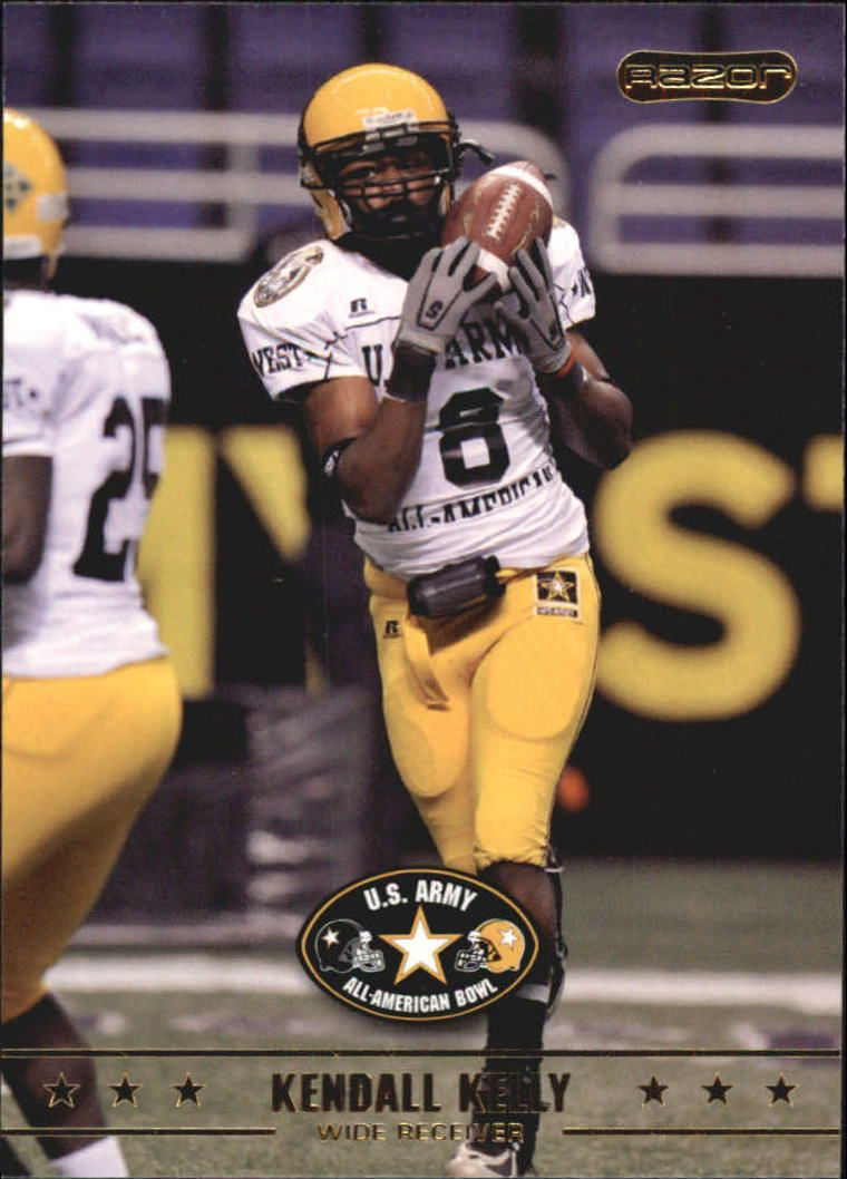 2009 Razor Army All-American Bowl #19 Kendall Kelly