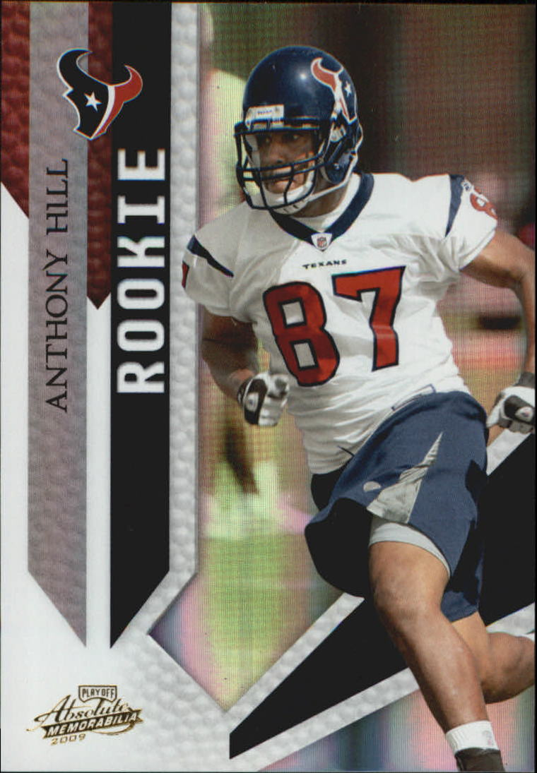 2009 Absolute Memorabilia #106 Anthony Hill RC