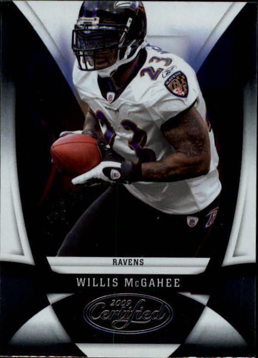 2009 Certified #13 Willis McGahee