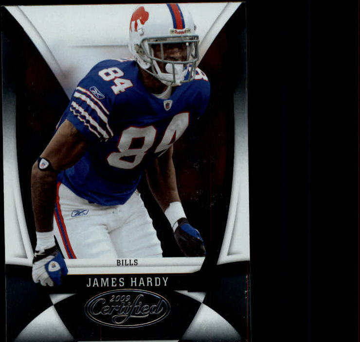 2009 Certified #14 James Hardy