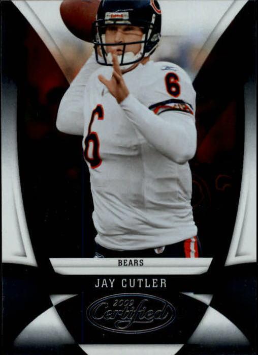 2009 Certified #24 Jay Cutler