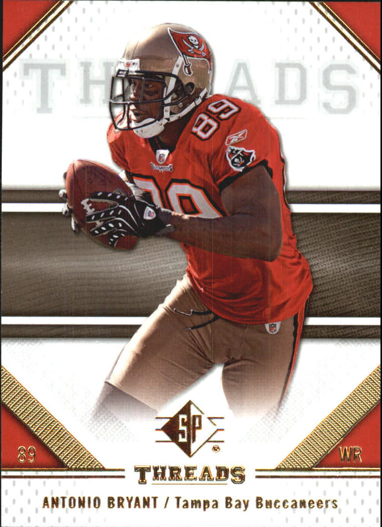 2009 SP Threads #5 Antonio Bryant