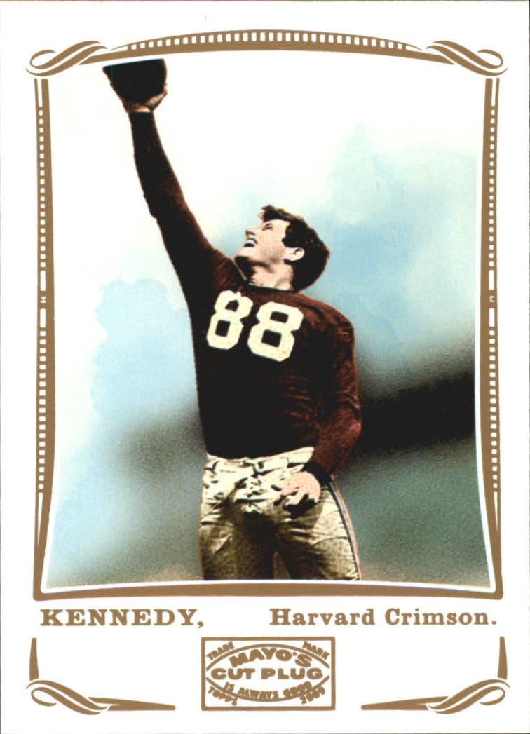 2009 Topps Mayo #323 Ted Kennedy