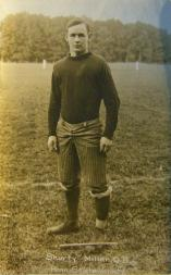 1911 Penn State Postcards #1 Shorty Miller