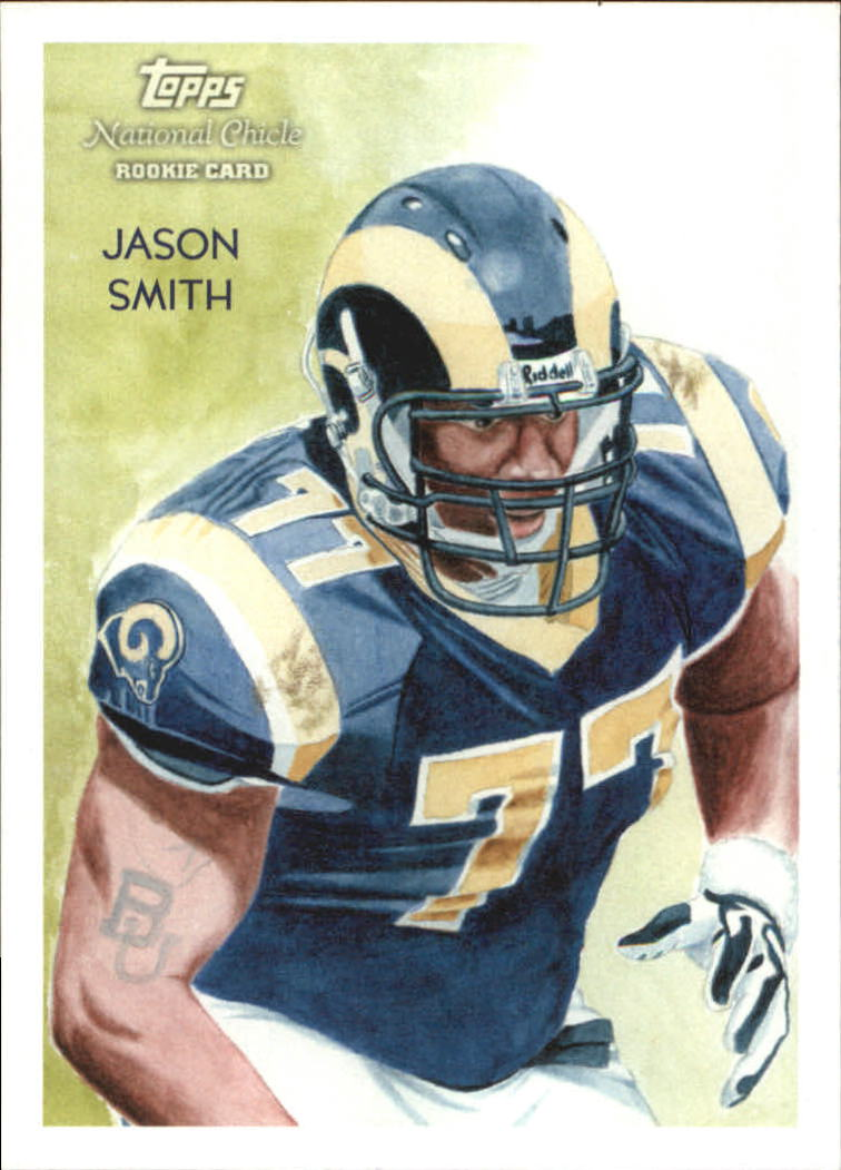 2009 Topps National Chicle #31 Jason Smith RC