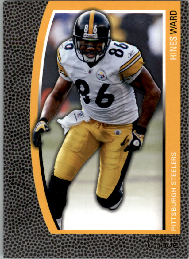 2009 Topps Unique #132 Hines Ward/1829