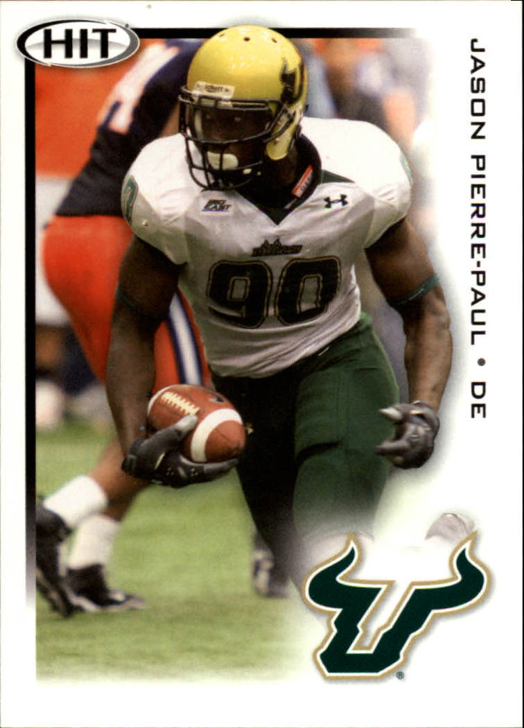 2010 SAGE HIT #90 Jason Pierre-Paul