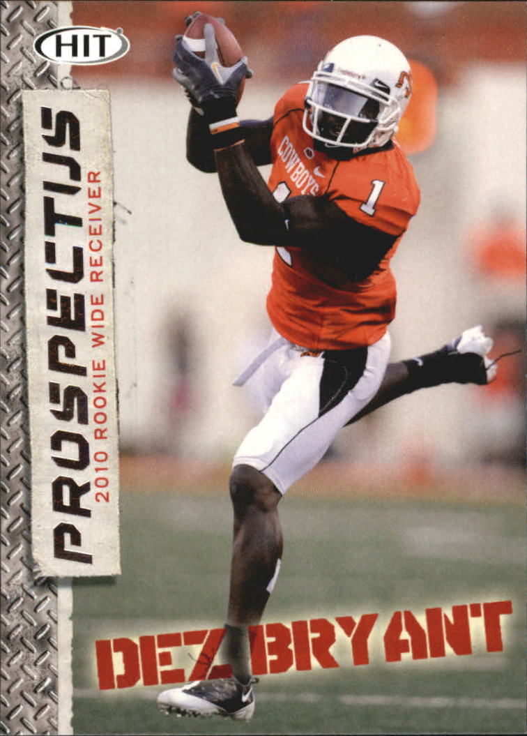 2010 SAGE HIT Prospectus #P2 Dez Bryant