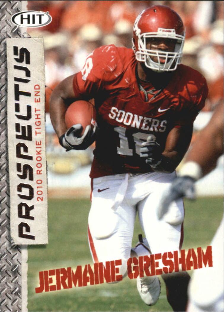 2010 SAGE HIT Prospectus #P7 Jermaine Gresham