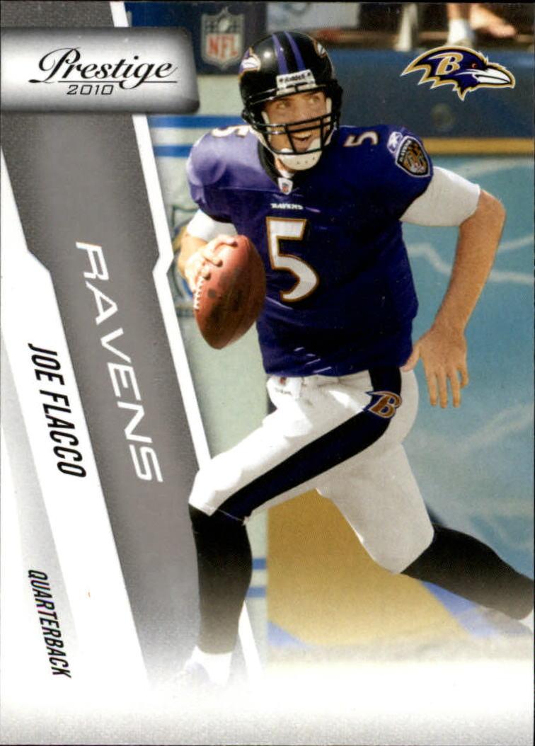 2010 Prestige #15 Joe Flacco