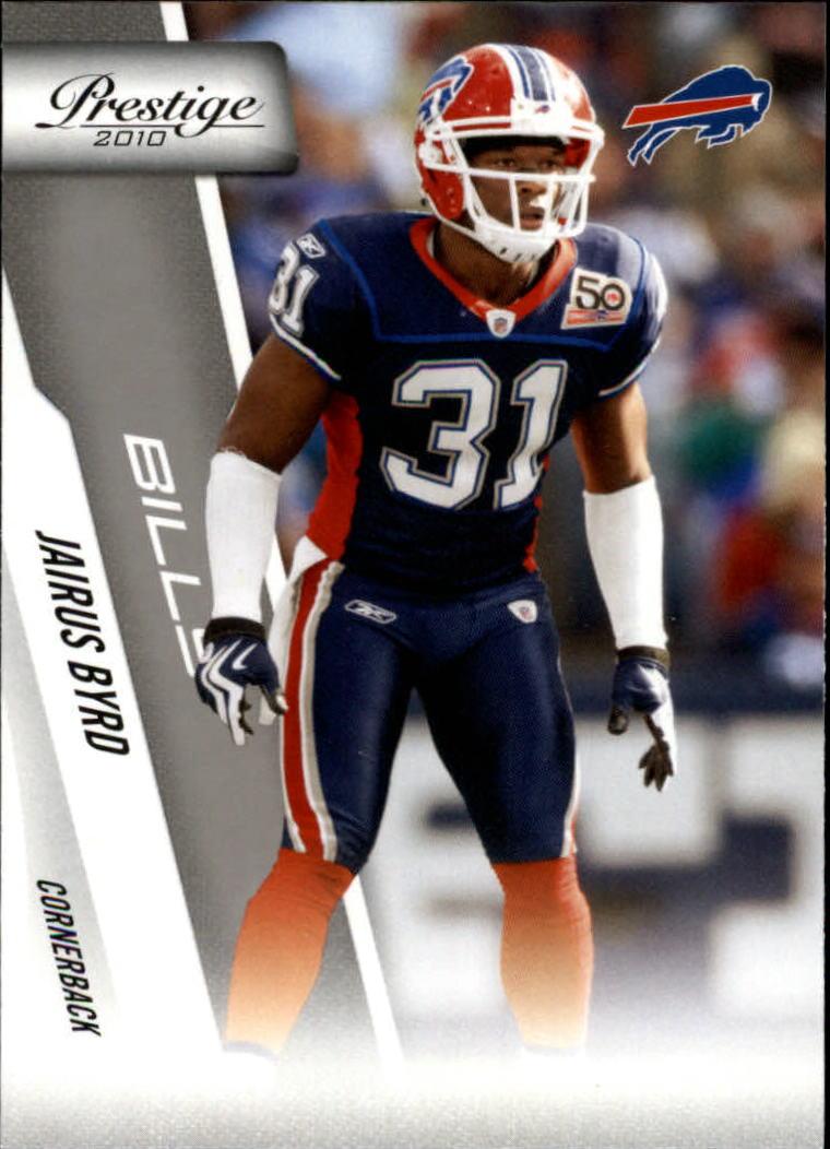 2010 Prestige #22 Jairus Byrd