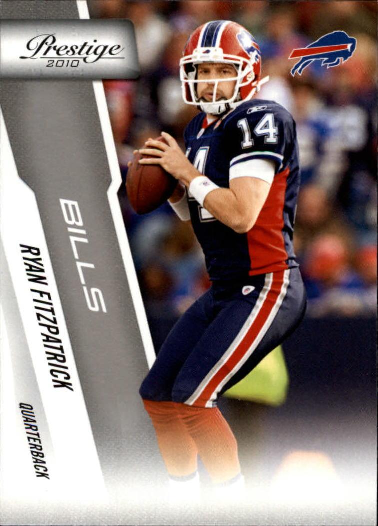 2010 Prestige #25 Ryan Fitzpatrick