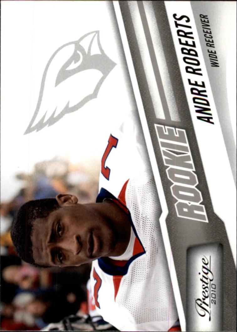 2010 Prestige #204 Andre Roberts RC
