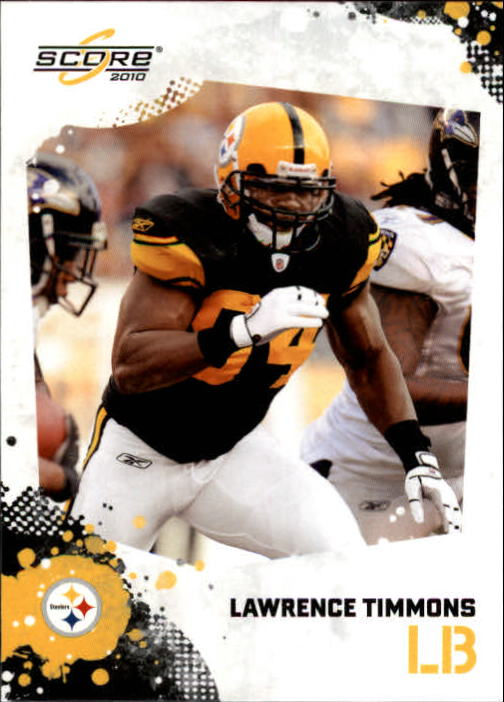 2010 Score #232 Lawrence Timmons