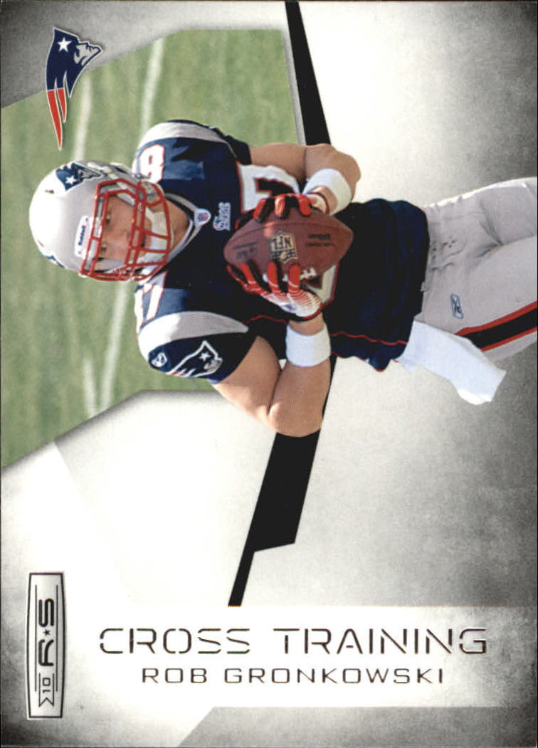 2010 Rookies and Stars Crosstraining #26 Rob Gronkowski