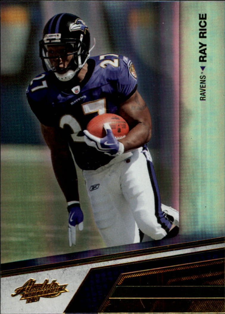 2010 Absolute Memorabilia #9 Ray Rice