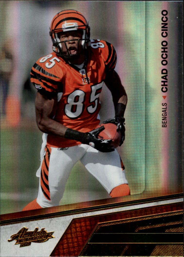 2010 Absolute Memorabilia #21 Chad Ochocinco