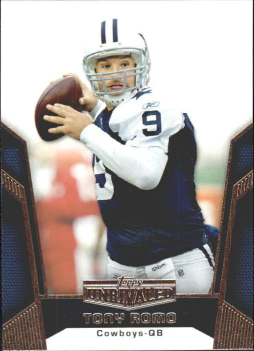 2010 Topps Unrivaled #14 Tony Romo