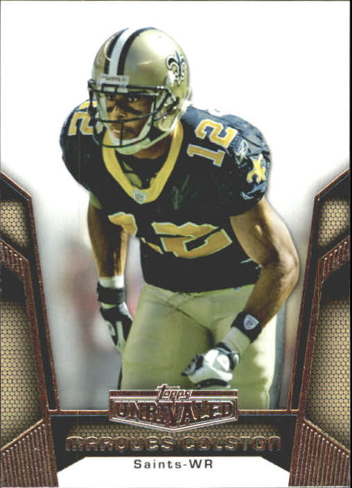 2010 Topps Unrivaled #16 Marques Colston