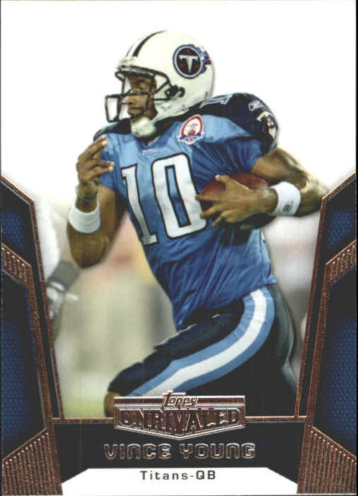 2010 Topps Unrivaled #17 Vince Young