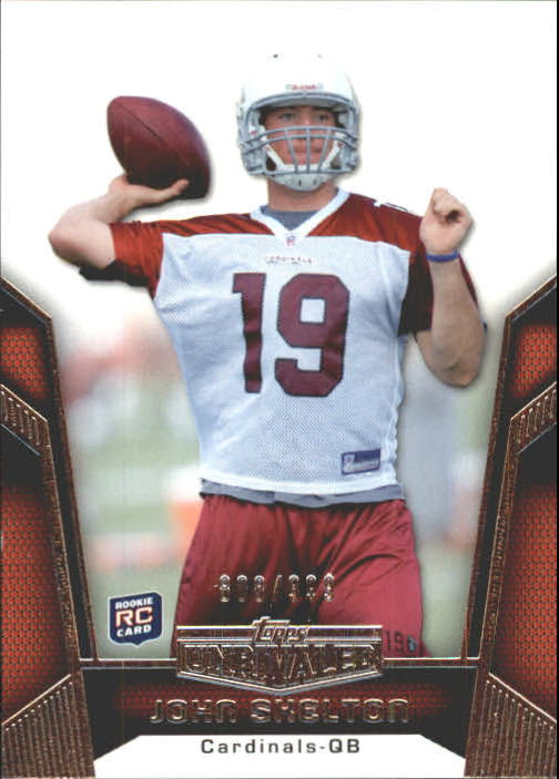 2010 Topps Unrivaled #119 John Skelton RC