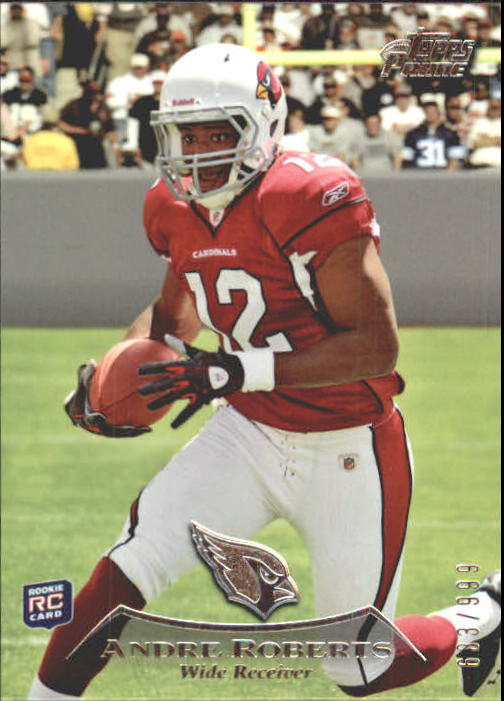 2010 Topps Prime #46 Andre Roberts RC