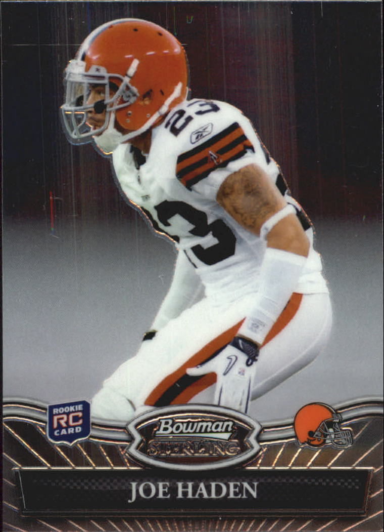 2010 Bowman Sterling #13 Joe Haden RC